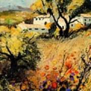 Provence 56123 Art Print