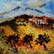 Provence 5678952 Art Print