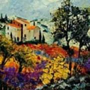 Provence 56900192 Art Print