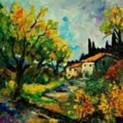 Provence 670110 Art Print