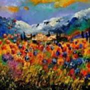 Provence 670170 Art Print