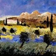 Provence 674525 Art Print