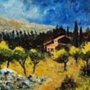 Provence 678965 Art Print