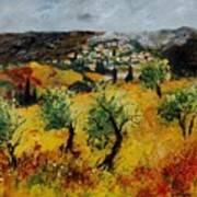 Provence 789080 Art Print