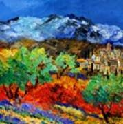 Provence 790050 Art Print