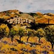 Provence10080 Art Print