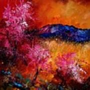 Provence560908 Art Print