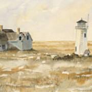 Provincetown Light Art Print