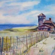 Provincetown Ocean View Art Print