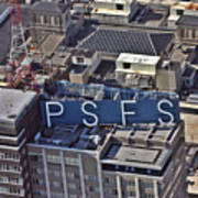 Psfs Building Art Print