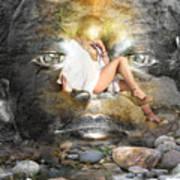 Psyche-2 Art Print