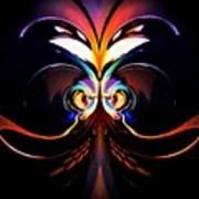 Psychedelic Dreams Art Print