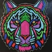 Psychedelic Fur Art Print
