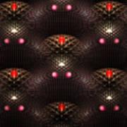 Psychedelic Pattern Art Print