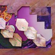 Psycho 3d Art Print