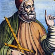 Ptolemy (2nd Century A.d.) Art Print