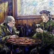 Pub Parlance Art Print by John  Nolan