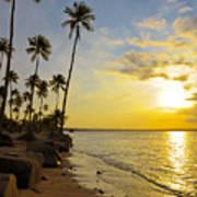 Puerto Rico Sunset Art Print
