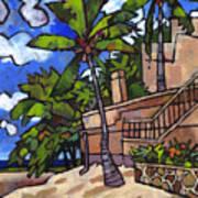 Puerto Vallarta Landscape Art Print