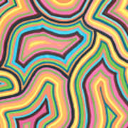Pure Energy Art Print
