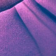 Purple And Bold Art Print