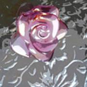 Purple Blossom Art Print