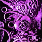 Purple Heart Collection Art Print