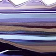 Purple Majesty Art Print