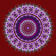 Purple Passion No. 2 Art Print