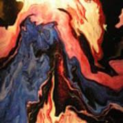 Pyroclastic Art Print