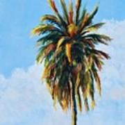 Quad Palms 4 Of 4 Art Print