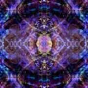 Quantum Orb Art Print
