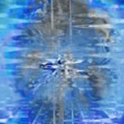 Quantum Reflections Art Print