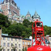 Quebec City 57 Art Print