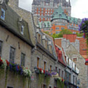 Quebec City 67 Art Print