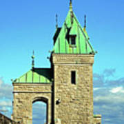 Quebec City 74 Art Print