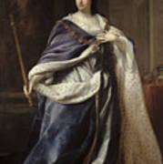 Queen Anne Art Print by Edmund Lilly
