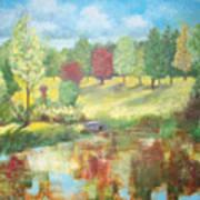 Queen Elizabeth Park Art Print