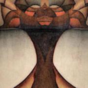 Queen Of Africa Art Print