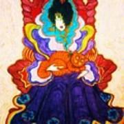 Queen Of The Castle Art Print