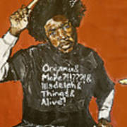 Questlove Art Print