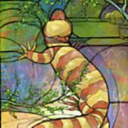 Quiet As A Mouse Art Print