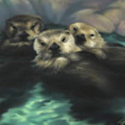 Quiet Cove Art Print