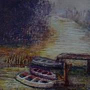 Quiet Places Art Print