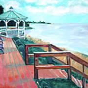 Quiet Waters Park Art Print