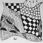 Quilt Makers Art Print