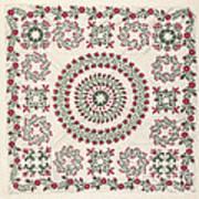 Quilt Art Print