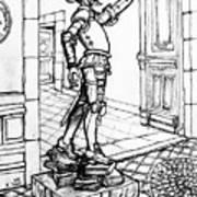 Quixote Museum Art Print