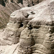 Qumran: Dead Seal Scrolls Art Print