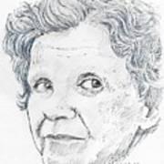 Rachel Carson Art Print
